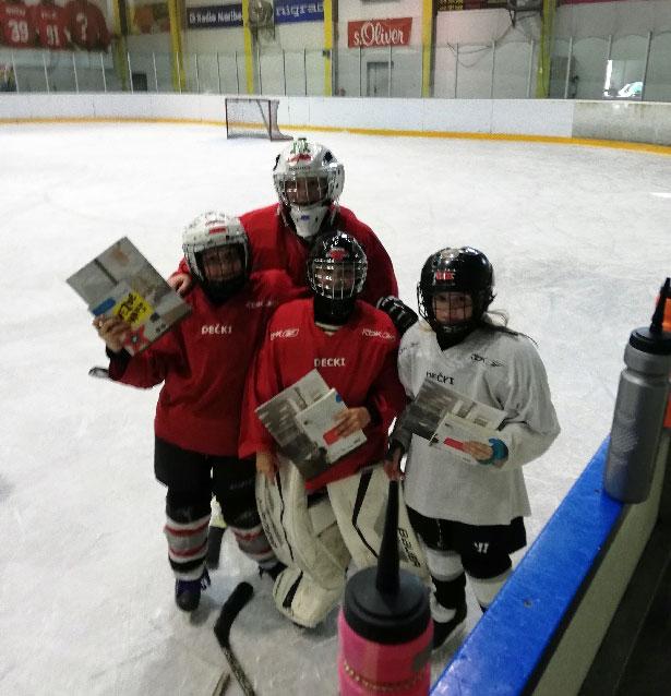 Mariborske Hokejske Bralne Postave