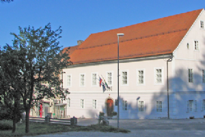 The Lovrenc na Pohorju Library (Photo Maja Logar, 2006)