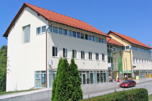The Šentilj Library (Photo Maja Logar, 2006)